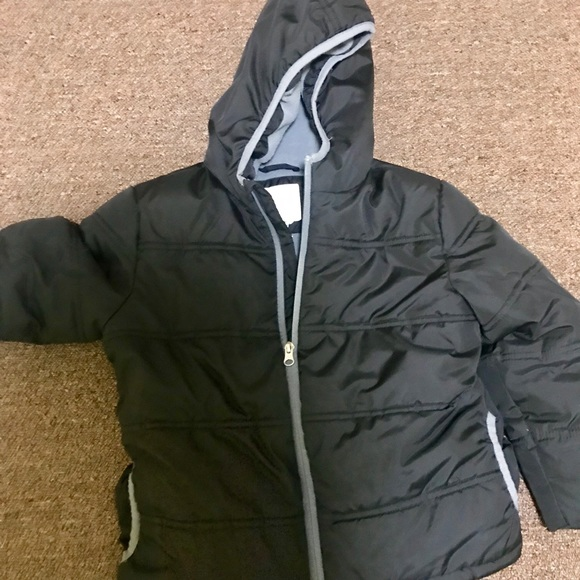 cbd4122f9 healthtex Jackets & Coats | Boys 5t Black Winter Jacket | Poshmark